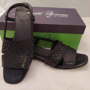 Sesto Meucci shoes pre-owned size 7.5M